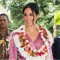 From Beach Dresses to Ball Gowns, Meghan Markle's Maternity Style Is Totally on Point