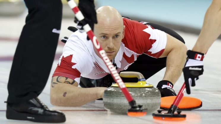 Curler takes leave after drunken debacle in Canada