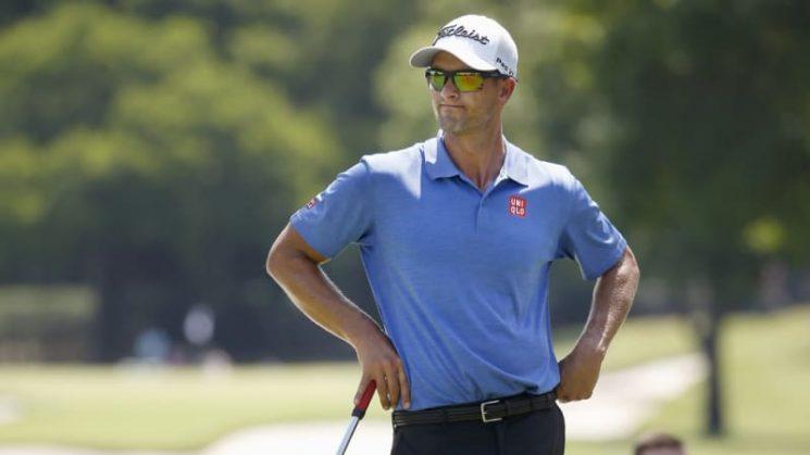 Aussie golf boss regrets handling of Open absentee Adam Scott