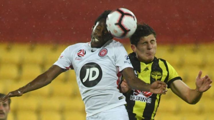 Kamau wants regular start after impressing for Wanderers