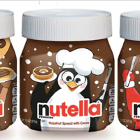 Nutella Just Launched Limited Edition Holiday Jars — Here's Where To Find Them