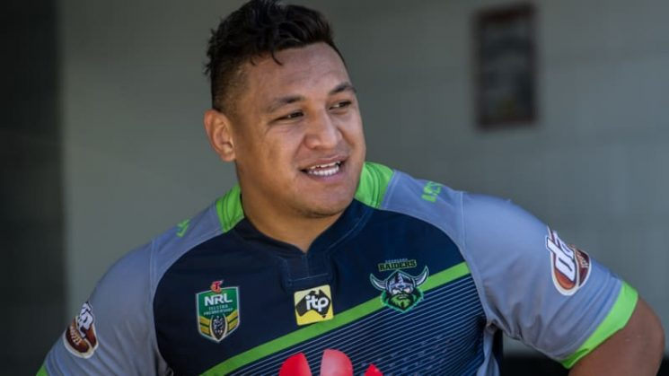Papalii comes back in top shape but Raiders expect worse with Rapana