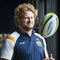'I'm the happiest I've been in two years': Slipper relishes Brumbies