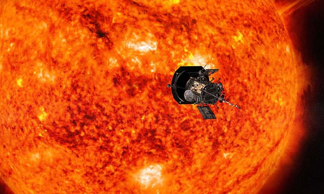 NASA's Parker Solar Probe is 'alive and well' after  sun fly-by