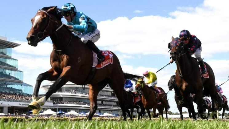 Extra Brut takes out 2018 Derby