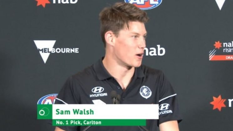 The 2018 AFL draftees: pick by pick
