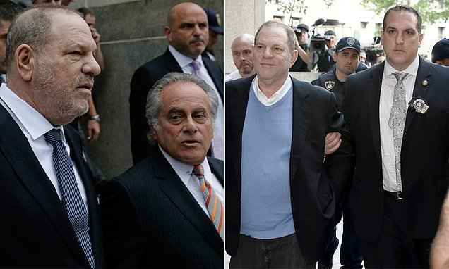 Weinstein wants sex assault case tossed- detective tainted witnesses