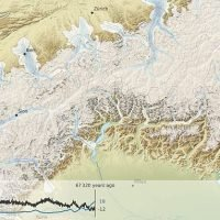 An Ice Age in 120 seconds: Timelapse reveals 115,000 years of glaciers