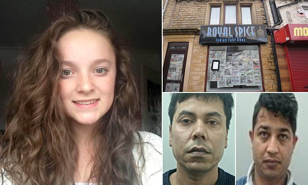 Two takeaway bosses are jailed over 15-year-old allergic diner
