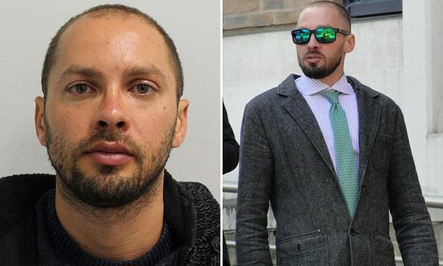 Gay man who tricked straight men into having blindfolded sex is jailed