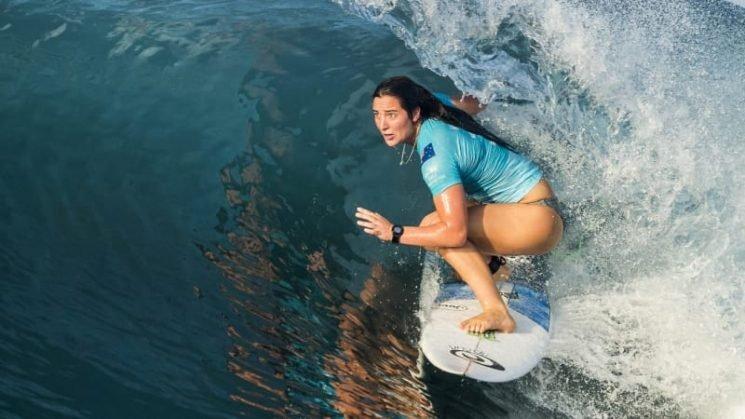 Australian world surfing champion reveals nature of ongoing illness