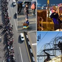 Migrant caravan heads to central Mexican city of Irapuato