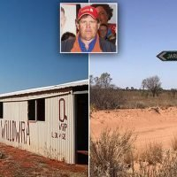 Desert community begs for mobile coverage after family died in outback