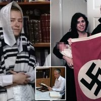 Nazi who named his baby after Adolf Hitler – studied to be JEWISH