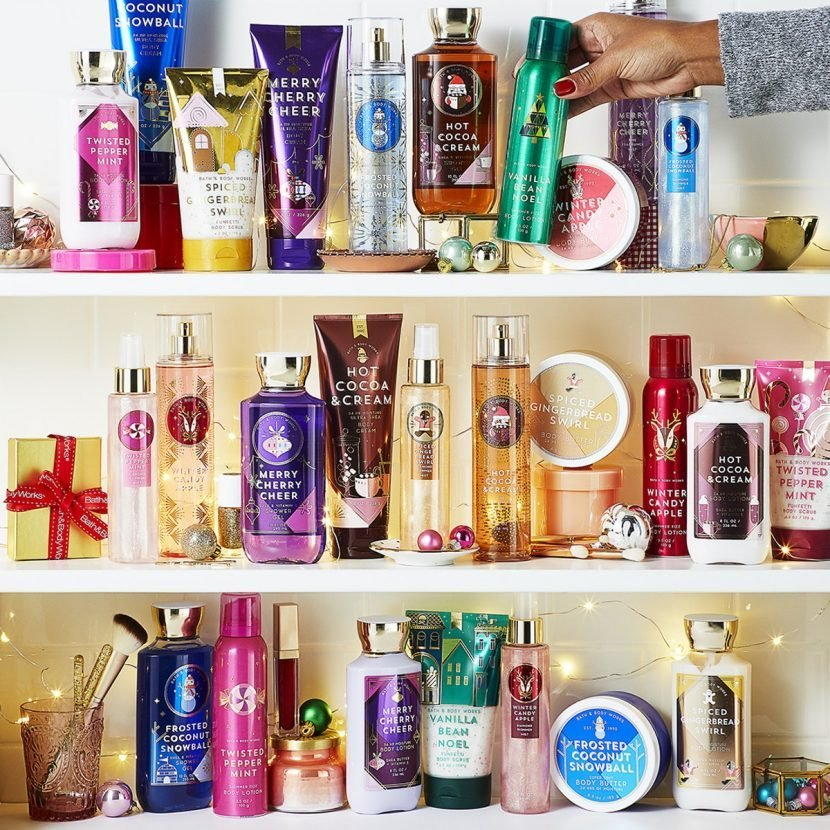 Bath & Body Works Released 40 Scents For The Holidays & Here's What Each One Smells Like