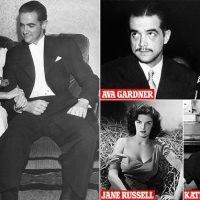 Howard Hughes was Katharine Hepburn's best lover, she confesses