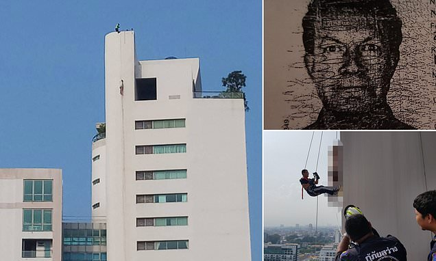 Body of Norwegian man found hanged from 31-storey building in Thailand