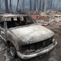 First man to spot Camp Fire saw fierce winds turn it into a monster