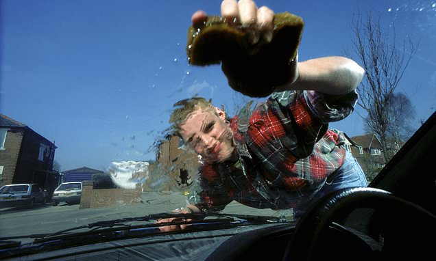 Hand car washes are 'slavery in plain sight'  MPs warn