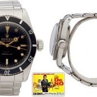 Rare 1954 Rolex watch made famous by James Bond to fetch £250,000