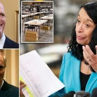 Florida machine recount of votes ends in farce as two counties give up