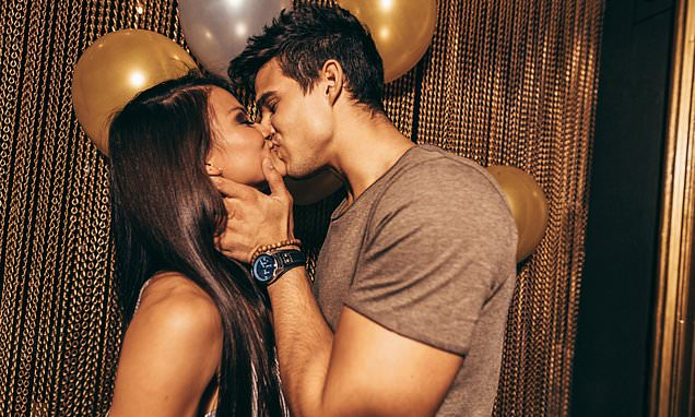 Do YOU think a kiss is cheating? Only HALF of men in relationships do