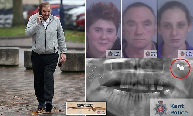Wife, her lover and his daughter jailed for trying to murder husband
