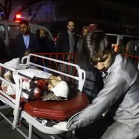 At least 40 killed in suicide bomb attack in Afghanistan