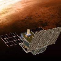 Satellites to broadcast status of Nasa's InSight Mars lander