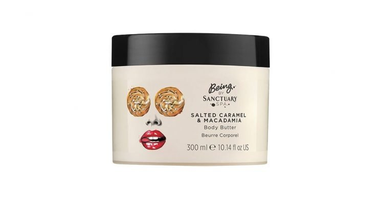 This Dessert-Inspired Body-Care Line Doubles Down on Salted Caramel