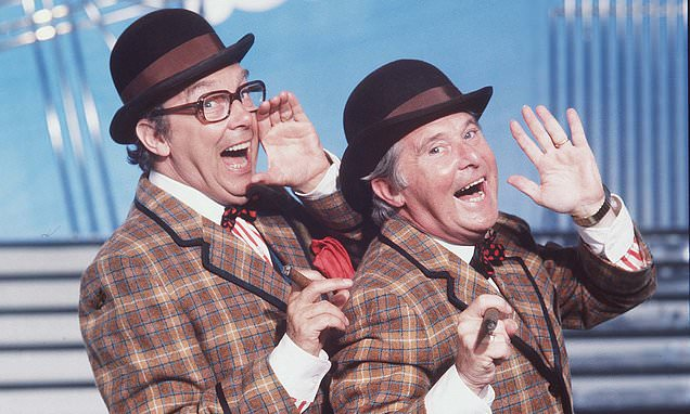 Two episodes of Morecambe and Wise found in a cinema in Sierra Leone