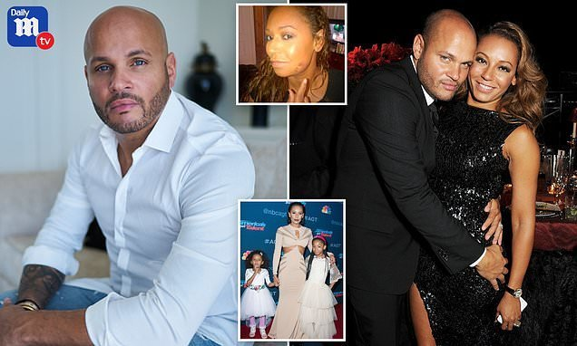 Stephen Belafonte opens up about his 'messy' divorce from Mel B