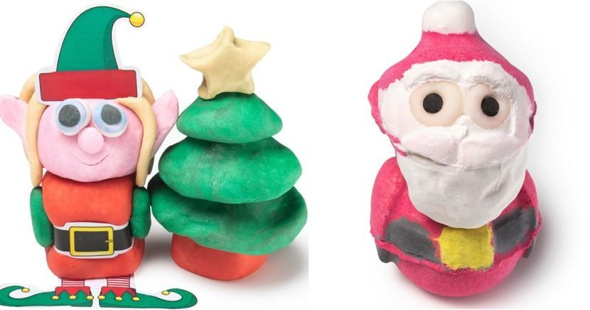 Who Needs Presents and Mistletoe When You've Got the Lush Holiday Collection?