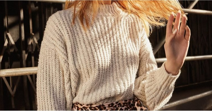 Behold: The Cutest and Coziest Sweaters You Can Own This Fall