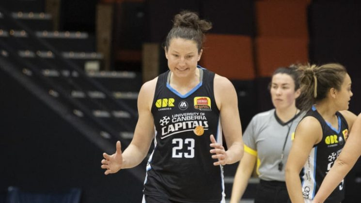 WNBL looks to stamp out 'phantom' call as Canberra Capitals fall