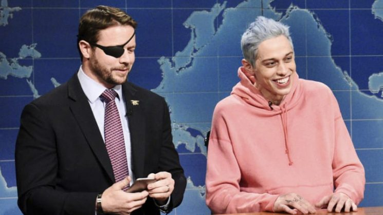 Pete Davidson apologises to war hero Dan Crenshaw on SNL