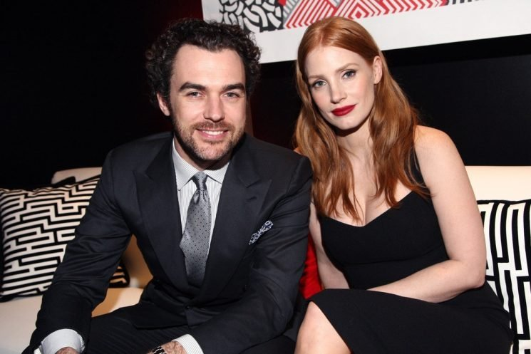 Jessica Chastain & Husband Gian Luca Passi De Preposulo Are Reportedly Have A Baby Daughter