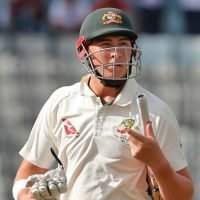 Matt Renshaw eyes Test recall against Australia's attack