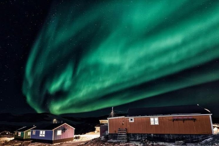Hotels.com Will Pay For You To Stay At One Of The World's Most Remote Hotels In Greenland