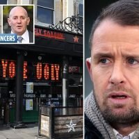 Wales rugby legend Shane Williams and brother 'battered in alleyway by bouncers after getting kicked out of Coyote Ugly bar'