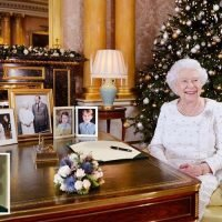 The Queen doesn't take her Christmas decorations down until February in poignant tribute to her father