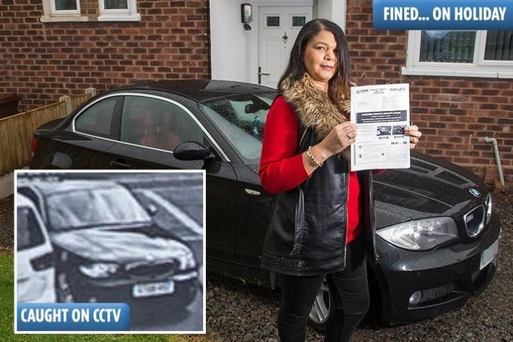 Mum claims 'world's worst' parking firm drove her car 500 MILES while she was on Jamaica honeymoon – and even got fine at Asda car park