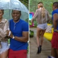 Olivia Attwood stuns I'm a Celebrity Extra Camp viewers by wearing 'G-string' denim shorts