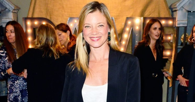 Amy Smart: I've Chosen to Be a 'Full-Time Mom'