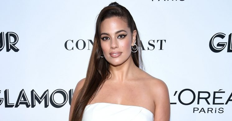 How Ashley Graham Got Those Abs She Flashed at the 'Glamour' WOTY Awards
