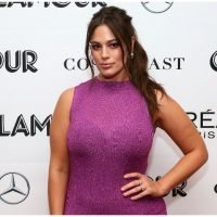 Ashley Graham Teases Topless Peek From Bed As She Relaxes And Admits She's In A 'Mood'