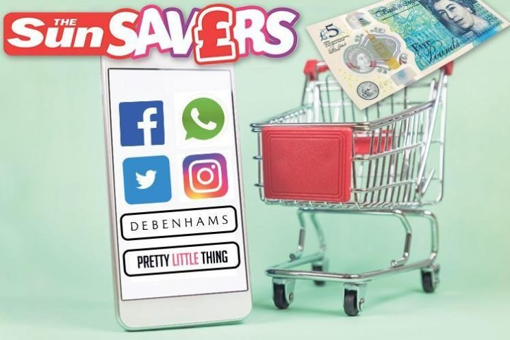How to use social media to score the best discounts when shopping online