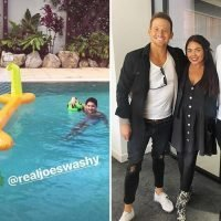 Scarlett Moffatt shares sweet pic of her sister Ava playing with Joe Swash's son Harry