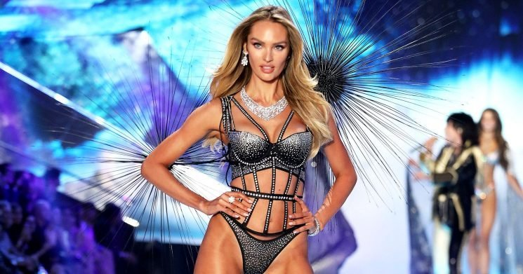 Candice Swanepoel: I Feel Like 'I'm the Perfect Version of Me' After Giving Birth