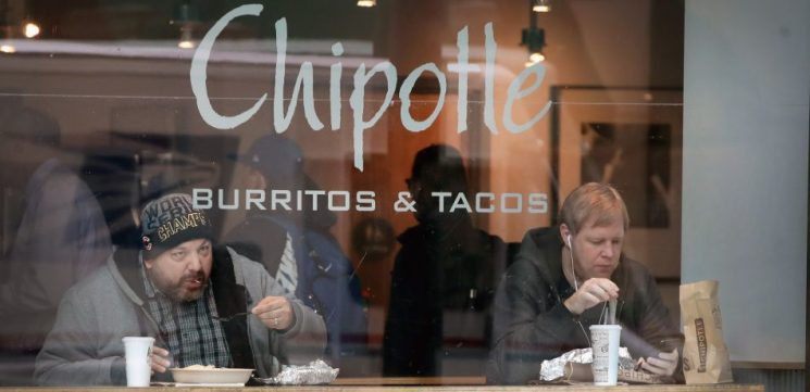 Chipotle Manager Fired After Viral Video Shows Her Refusing To Serve Black Men Until After They Pay